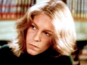 Jamie Lee Curtis in 'Halloween' (1978)