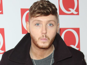 James Arthur arriving at The Q Awards 2013 at Grosvenor House
