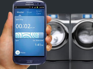 Smart washing machine