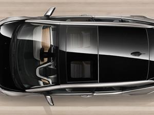 The BMW i3 car