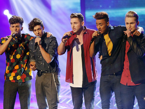 Kingsland Road perform in the sing-off