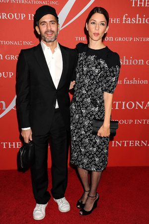 30th Annual Night of Stars, New York, America - 22 Oct 2013 Marc Jacobs, Sofia Coppola 22 Oct 2013
