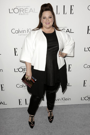 Melissa McCarthy Elle Magazine 20th Annual Women in Hollywood, Los Angeles, America - 21 Oct 2013