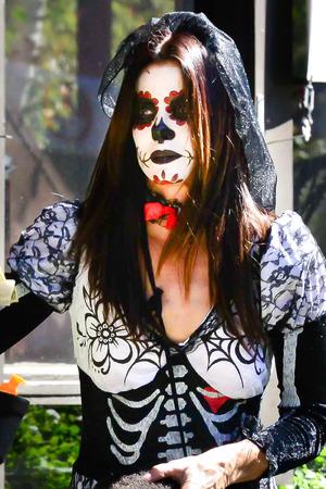 Sandra Bullock, Halloween costume