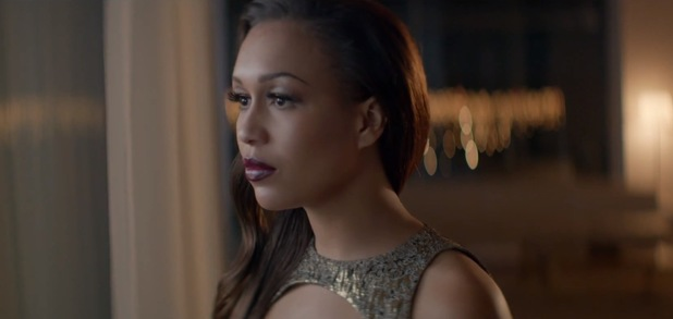 Rebecca Ferguson 'I Hope' music video.