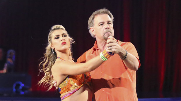 Emma Slater & Bill Engvall on 'Dancing With The Stars' week 6