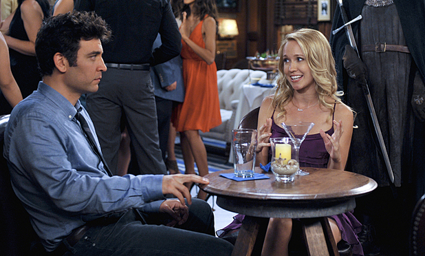 Ted goes on a date with Cassie in How I Met Your Mother: 'Knight Vision'