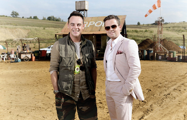 "Ant and Dec prepare for the jungle ahead of I'm a Celebrity... Get Me Out of Here! returning to ITV.Ant and Dec have filmed a special promo that will be seen on ITV for the first time on Sunday evening.Ant and Dec are seen arriving in the ˜Australian Outback', and when Dec asks if a limo will be picking them up, Ant tells him, ""We don't need a limo Dec. This year it's going to be a lot tougher, we need to live and breathe the outback.""""I thought it was only supposed to be tougher for the celebrities,"" says Dec.""When in Rome Declan, when in Rome,"" says Ant.Dec gets a shock when a tatty pick up truck pulls up and the driver asks if they are Ant and Dick. Dec is quick to correct the mispronunciation of his name.The boys jump on the back of the truck, only to find they are sharing their lift with a hungry crocodile called Gerald.The tongue-in-cheek promo aims to whet viewers' appetites for the fun that is soon to be had when I'm a Celebrity Get Me Out of Here! returns to ITV next month."