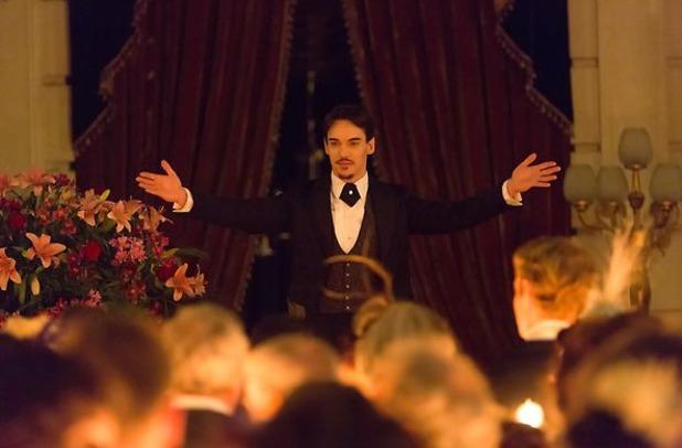 Jonathan Rhys Meyers in 'Dracula'