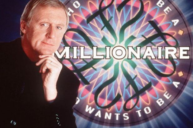 Chris Tarrant: Who Wants To Be A Millionaire
