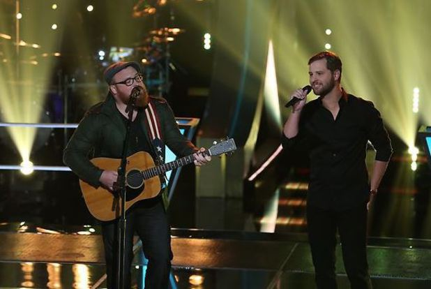 'The Voice' Battles part 3: Austin Jenckes vs. Brian Pounds