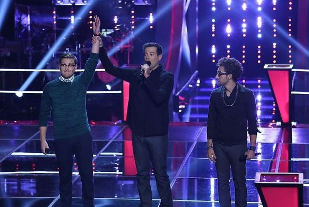 'The Voice' Battles part 3: James Wolpert vs. James Champlin