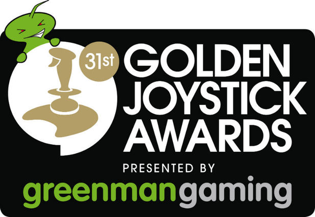 31st Golden Joystick Awards logo