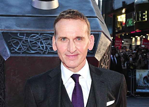 Christopher Eccleston at the World Premiere of Thor: Dark World, at the Odeon Leicester Square, London.