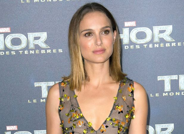 Natalie Portman, 'Thor: The Dark World' film premiere, Paris, France - 23 Oct 2013