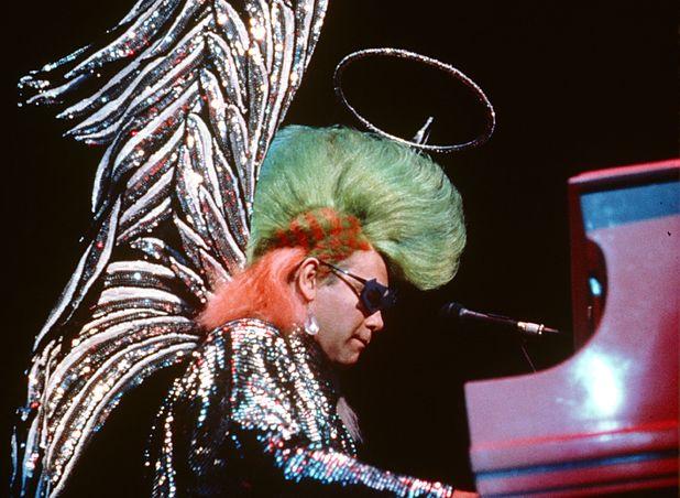 ELTON JOHN - 1988 Elton John 1988