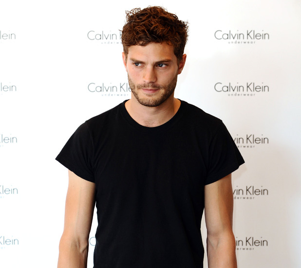 Jamie Dornan launches the new in-store casting event for Calvin Klein's 9 Countries, 9 men, 1 Winner male model competition
