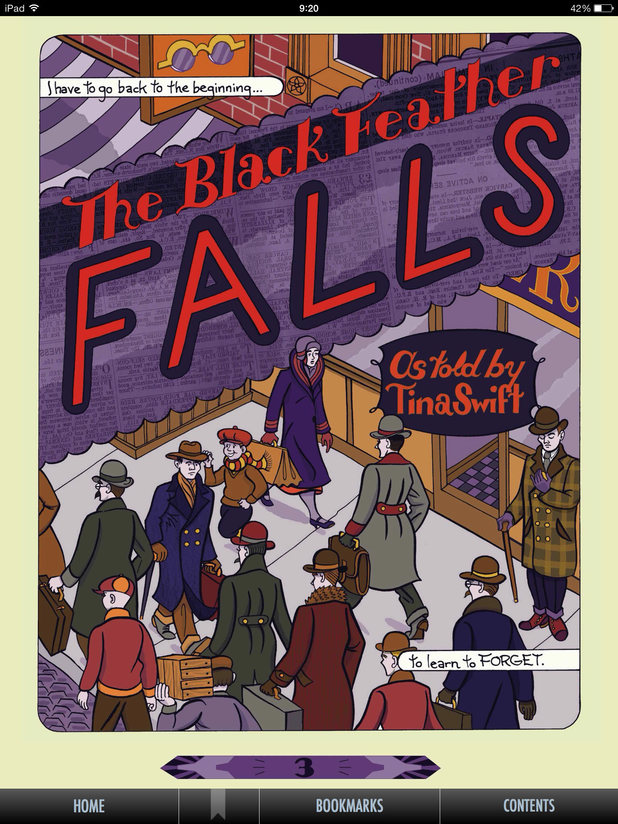 'The Black Feather Falls' arrives on Sequential