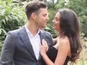 Watch Keegan, Wright celebrate engagement