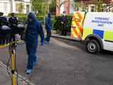 Albert Square becomes a crime scene.