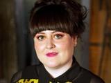 Jessica Ellis as Tegan Lomax in Hollyoaks