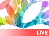 Apple October 22 event: Live blog