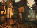 De Montfort University students built the 3D representation of 17th century London.