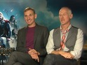 Christopher Eccleston schools Digital Spy on dark elven sex. It involves ears.