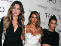 Threesomes have proved to be a winner for Keeping up with the Kardashians.