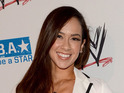 The 26-year-old WWE Diva fainted at London's O2 Arena on Friday (November 15).