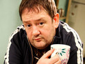 Johnny Vegas says that he struggles to find the justification for cancelling Ideal.