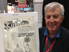 DC Comics buys and donates Al Plastino Superman, JFK art