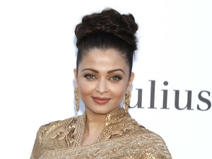 Aishwarya Rai Bachchan at the 2013 amfAR's 20th Annual Cinema Against AIDS at the 66th Cannes Film Festival