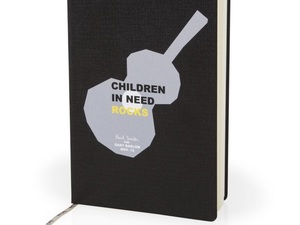 Children in Need notebook