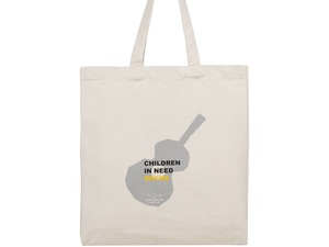 Children in Need tote bag