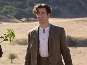 Colin Farrell, Ruth Wilson in Saving Mr Banks