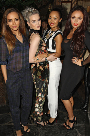 Little Mix at Mahiki