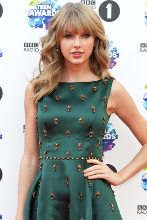 Radio 1 Teen Awards: Taylor Swift