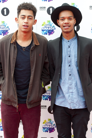 Radio 1 Teen Awards: Rizzle Kicks