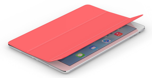 Apple's official iPad Air case
