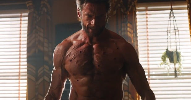 Hugh Jackman in 'X-Men: Days of Future Past'
