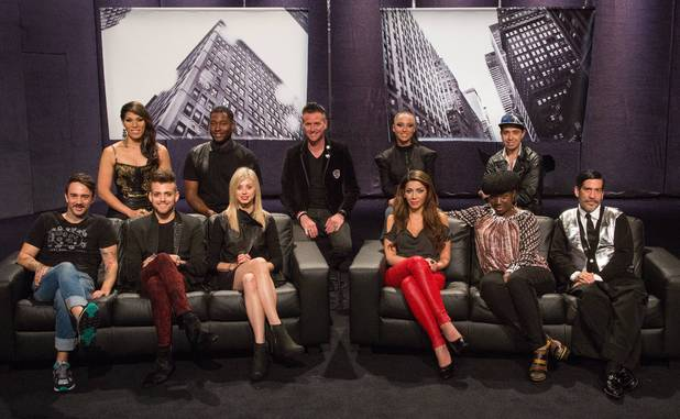 The cast of 'Project Runway: All Stars'