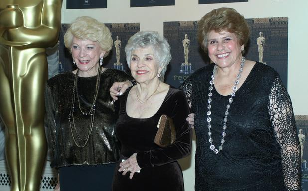 Mary Carver (centre) in 2007