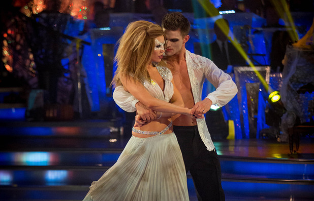 Abbey and Aljaz - Rumba to 'Stay' by Shakespears Sister