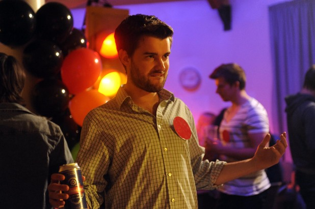 Jack Whitehall as J.P. in 'Fresh Meat' Series 3 - Episode 1