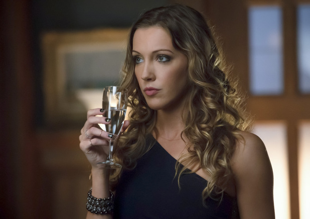 Katie Cassidy as Laurel Lance in 'Arrow' S02E04: 'Crucible'