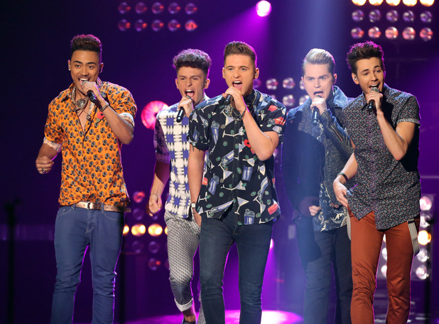 Kingsland Road on 'The X Factor' Disco Week