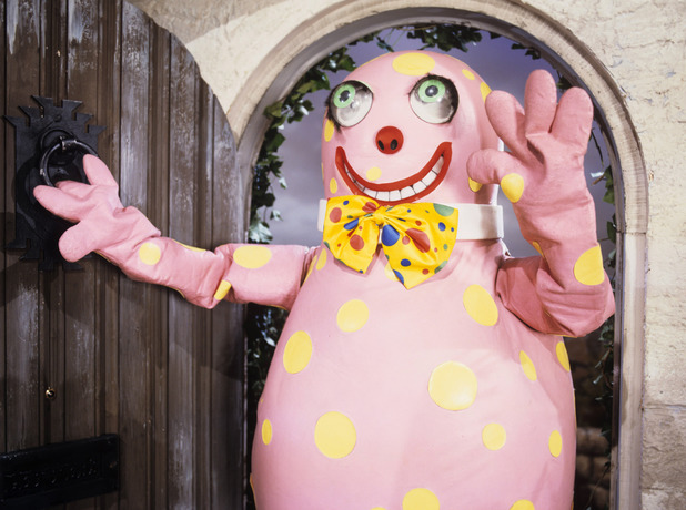Mr Blobby on 'Noels House Party'