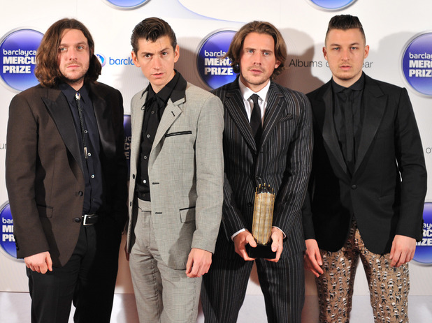 2013 Mercury Music Prize ceremony