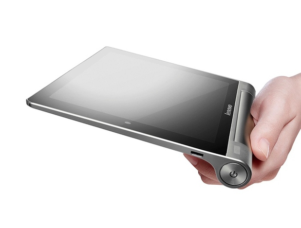 Lenovo's Yoga Tablet